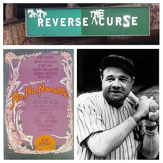 Remedial Queens: The REAL Curse of the Bambino [I wrote about the history of No, No, Nanette, the Red Sox, and why the real curse isn't about the World Series at all.]