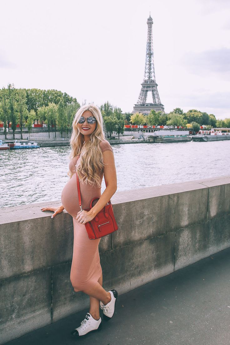 Barefoot Blonde Amber at Eiffel Tower
