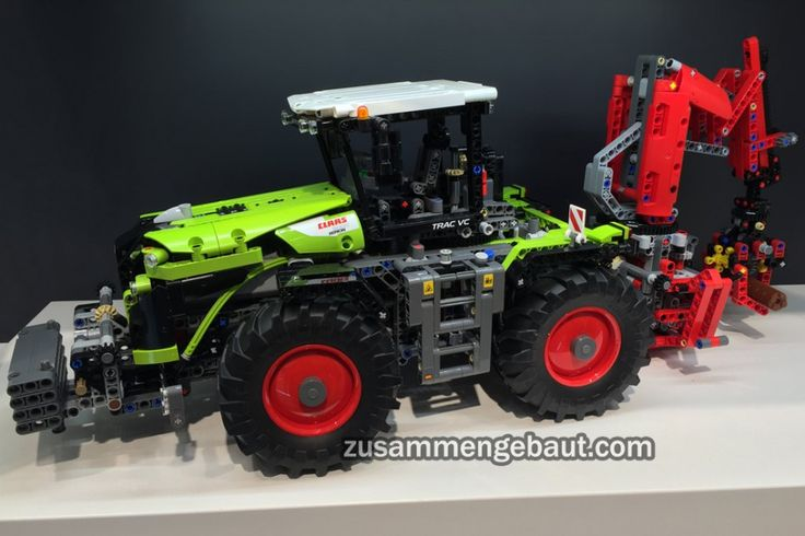Great image of lego technic crawler 42042 here, check it out