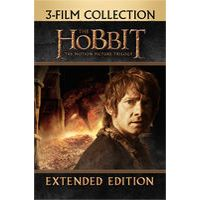 The Hobbit Trilogy (Extended Edition): 3 Movie Collection by Warner Bros. Entertainment Inc.
