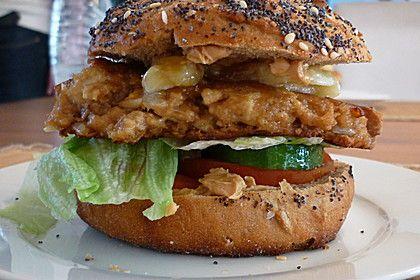 Monkey - Burger, ein schmackhaftes Rezept aus der Kategorie Brotspeise. Bewertungen: 60. Durchschnitt: Ø 4,4.