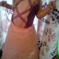 Lav en hjemmelavet prinsessekjole - Del 2