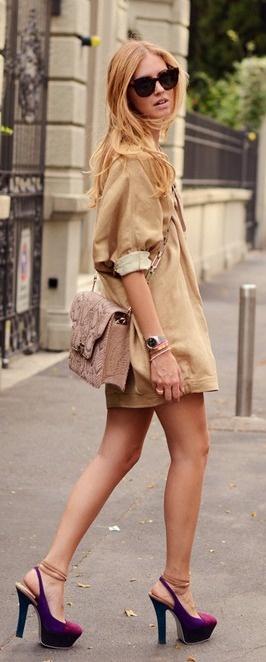 Trussardi Dress - Casual Chic.