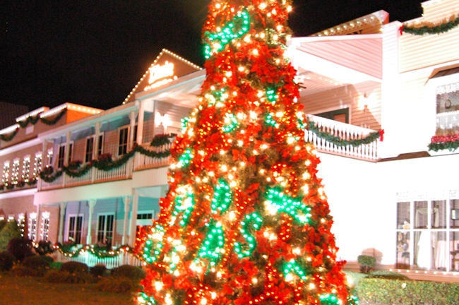 Winterfest in Gatlinburg, Pigeon Forge, and Sevierville Tennessee