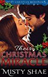 Their Christmas Miracle: Sweet Christian Romance by Misty Shae (Author) Pure Read (Author) #Kindle US #NewRelease #Religion #Spirituality #eBook #ad