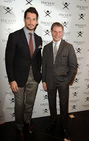 Hackett | David Gandy & Jeremy Hackett