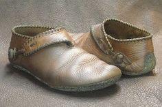 North House Folk School Class-- Shoemaking: 10th Century Scandinavian Turn Shoe