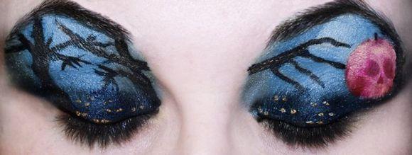 Blog.PKP.in: Cool Eyeshadow Makeup Designs