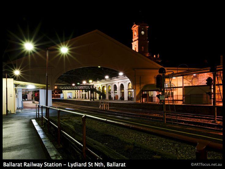 Ballarat Railway