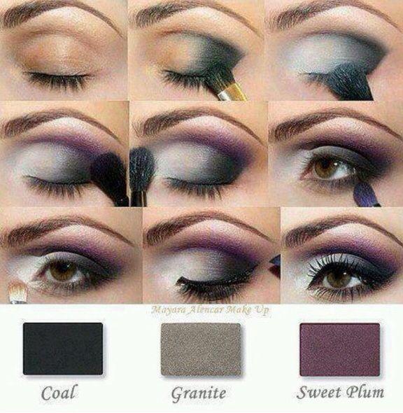 A New Way To Do The Smoky Eye... #MaryKay MineralEyeShadow   www.marykay.com/dmorgan9035