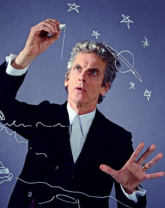The Twelfth Doctor - MY DOCTOR