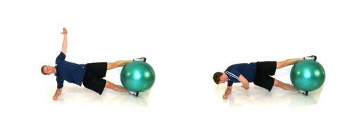 Rotate that side plank!
