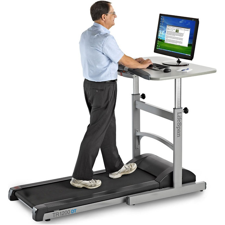 Treadmill For Desk At Work: Walk And Work Images On Pinterest