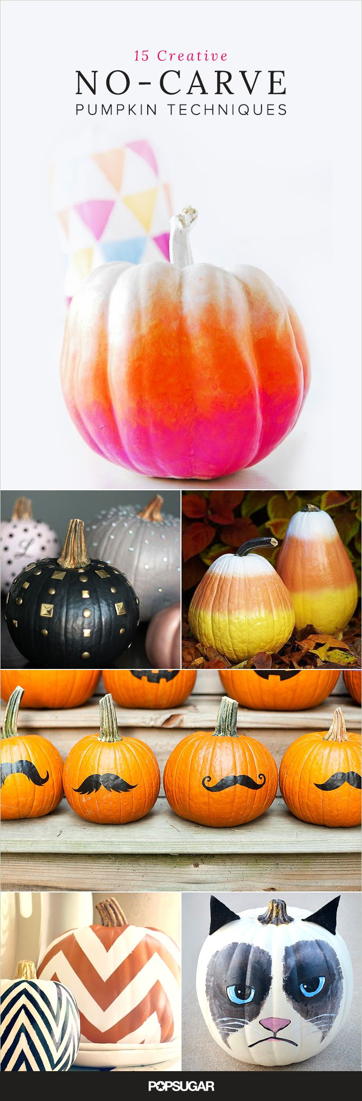 how to make pumpkin carving easier