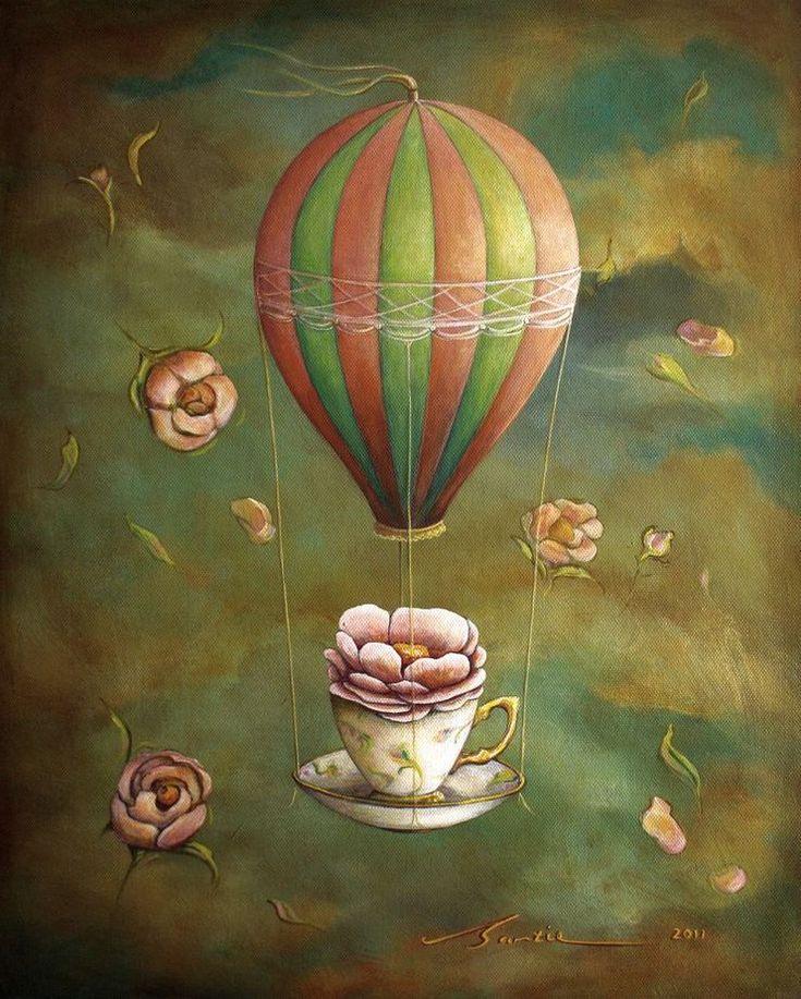 воздушный шар доброе утро картинки самое главное сохранили