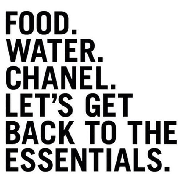 love #chanel #fashion #quotes #essentials
