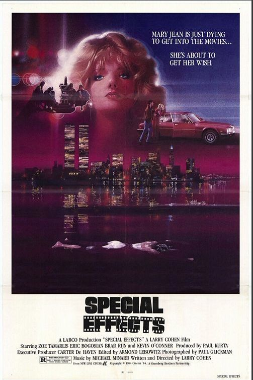 Special Effects Larry Cohen