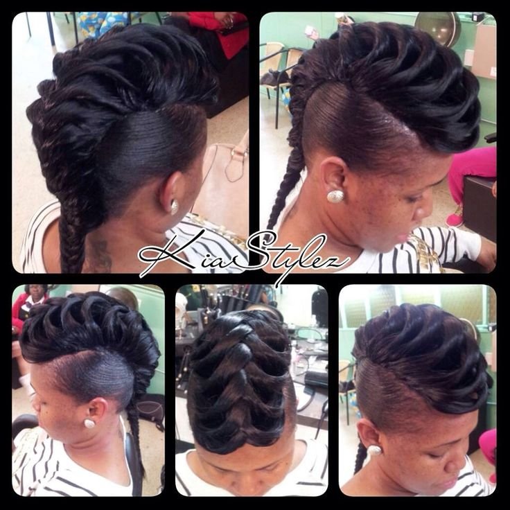 black shaved hairstyles roll hairstyles natural hairstyles natural ...