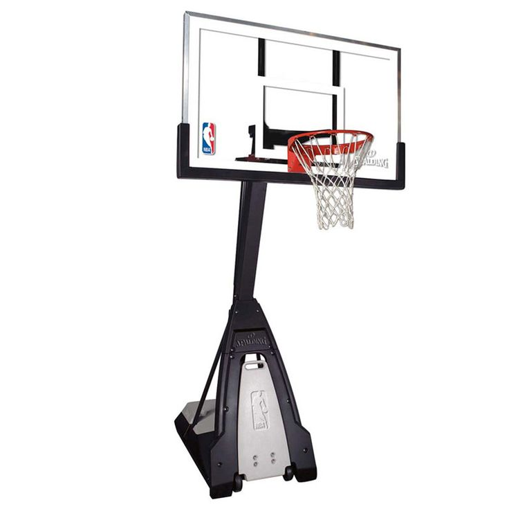 Spalding Pro Beast HD basketball system 8ft-10ft