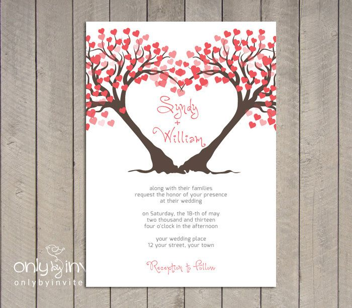 94 best Invite me images on Pinterest Invitations Weddings and