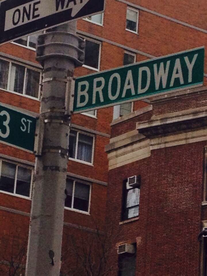 my favourite street of my favourite city, NYC