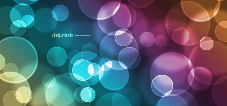 Awesome digital bokeh effect in Photoshop | Abduzeedo | Graphic Design Inspiration and Photoshop Tutorials