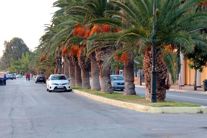 Loutraki  Peloponnese  Greece