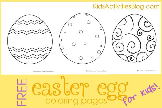 Today we have some fun Easter Egg coloring pages! With Easter coming up, you can design and color your own Easter eggs! Today we have some fun printable Easter Egg coloring pages! With Easter coming up, you can design and color your own Easter eggs without dye, water, and real, messy eggs! Coloring pages are...Read More »