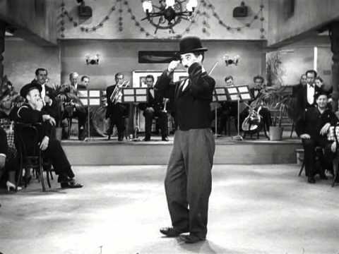 Charlie Chaplin a lyric from Modern Times - YouTube