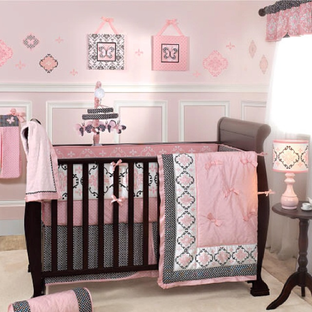 Love This From Babies R Us Lily Baby Girl Bedding