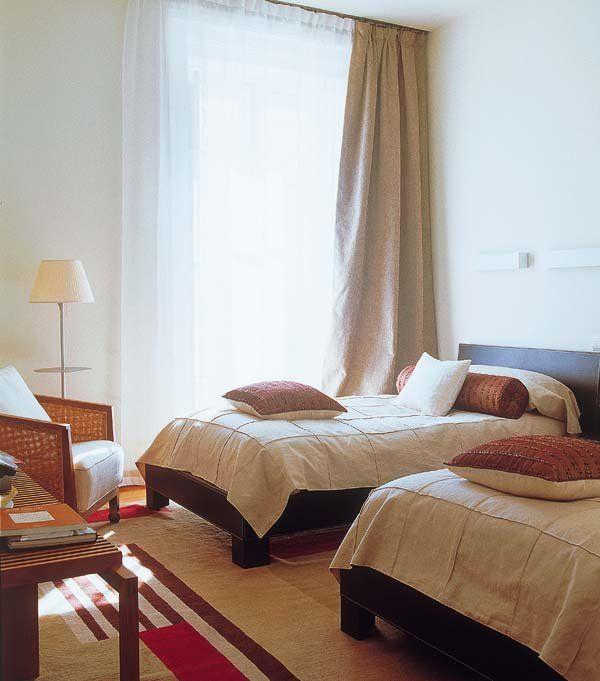 Visillos estores y cortinas ideas - Combinar cortinas y estores ...