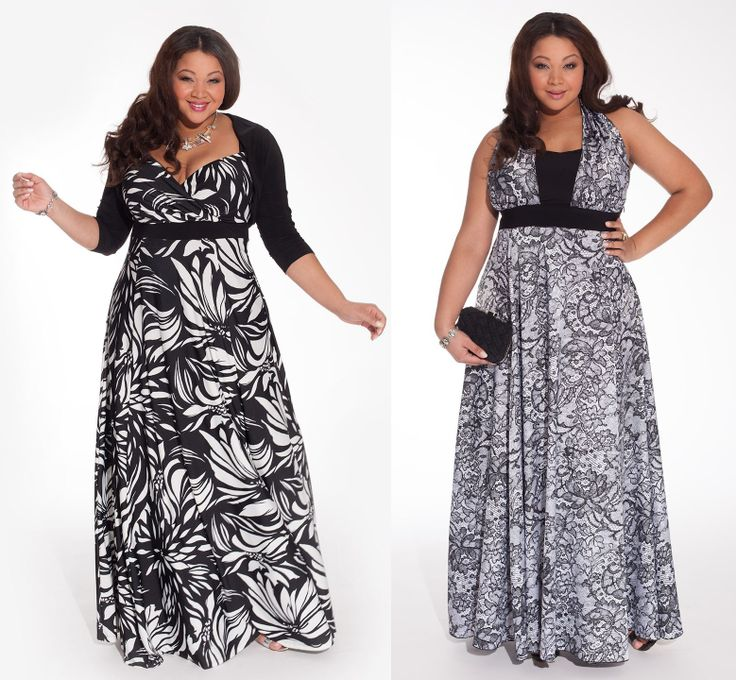 Black and white is a match made in heaven.   Get onboard the monochrome trend in our beautiful maxis that will take you from day to night.
