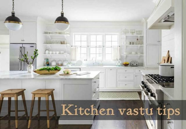 Kitchen Vastu #Kitchen #Vastu tips – Kitchen should always be in south eastern corner – Never have a mirror in kitchen – Dining room should not be exposed to the front door of your house – Keep the broom and mops out of the sight from the kitchen – Windows should be open outward normally Build your home according to vastu and lead a happy life. #StarLandsPromoters&Builders – 95006 45566