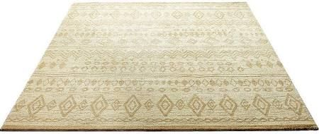 Wecon Home Teppich Contemporary Kelim Moderner Designer beige 160x225 ...
