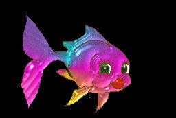 Рыбы, рыбки смайлик
