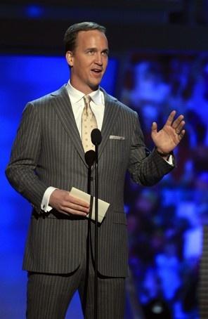 My man Peyton. :-)