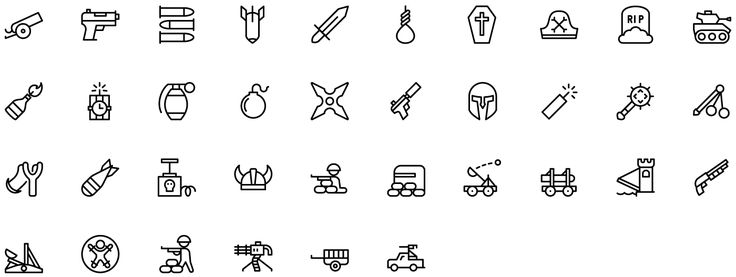 Streamline Ultimate Pack: 5,000 Vector Icons for iOS, Android, websites and applications