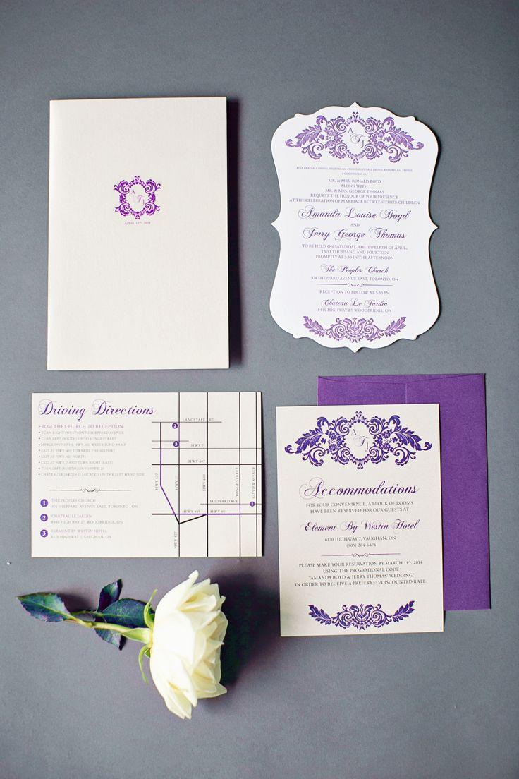 7 best Letterpress images on Pinterest | Bridal invitations, Fresh ...