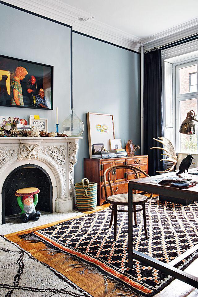 Rodman Primack's West Village apartment