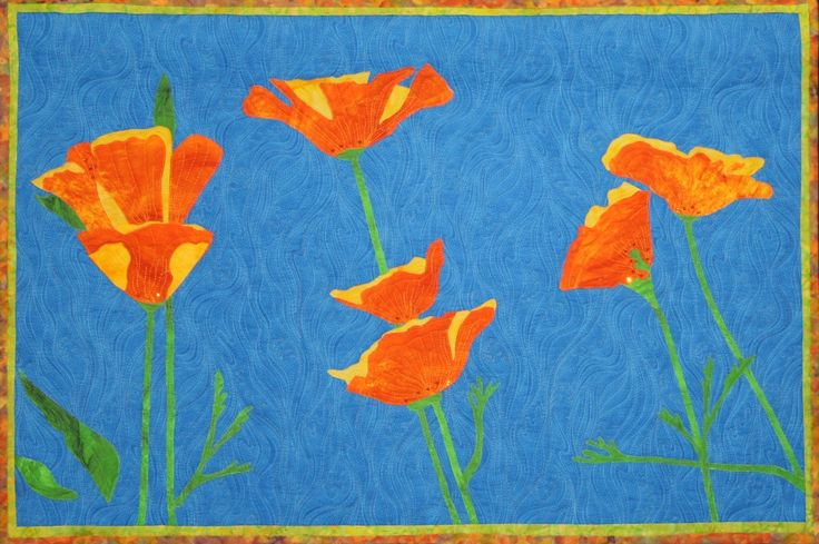25 Best Images About Poppy Quilts On Pinterest Poppy