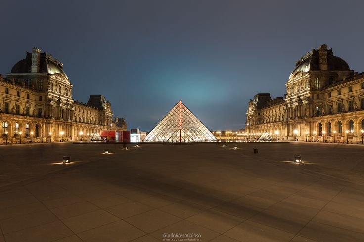 Place du Louvre by Giulio Rosso Chioso on 500px