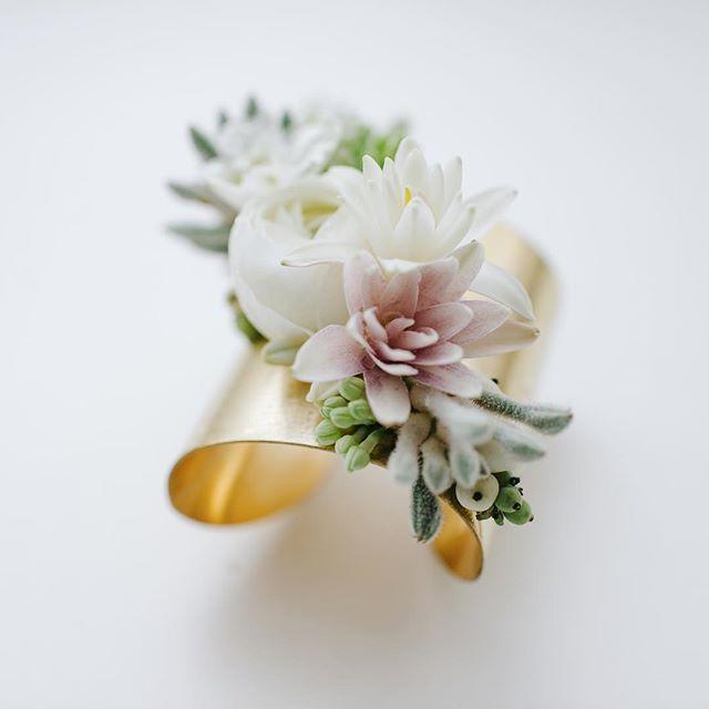 Spring Floral Bracelet Corsage