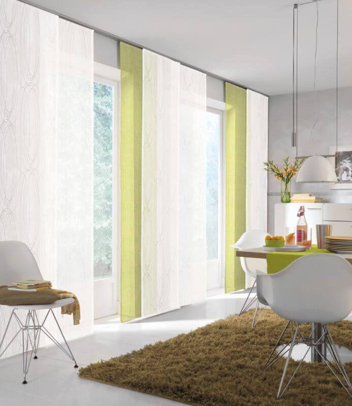 Plissee gardinen hakkında Pinterestu0027teki en iyi 20+ fikir - gardinen dekorationsvorschläge wohnzimmer