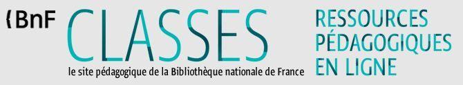 http://classes.bnf.fr/index.php le site pédagogique de la Bibliothèque Nationale de France.