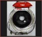 TRD Big Brake Kit at Sparks Toyota-Scion, Myrtle Beach, SC