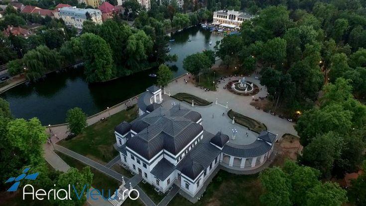 Fotografie cu drona, Parcul Central din Cluj ! #fotografiidrone #fotografiiaeriene #aerialview #cluj