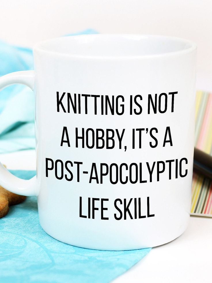 Knitting Jokes Gifts : The best knitting quotes ideas on pinterest
