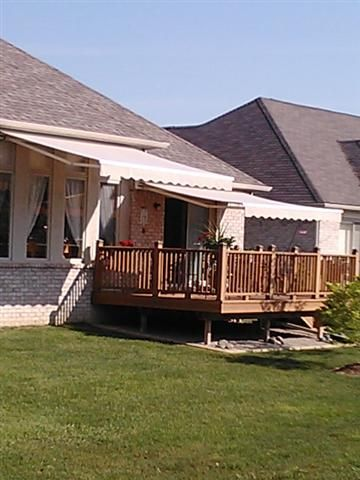 Residential Retractable Awnings Two