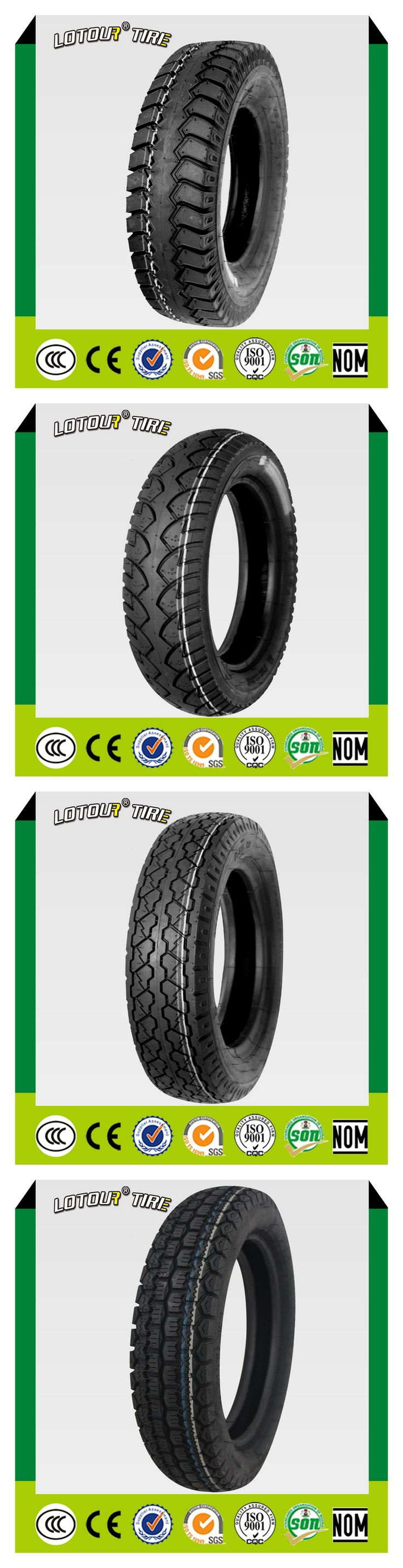 High quality motorcycle tire is made in China.Buy good tire from Lotour.For more detail,please contact me:+8618560450116 Whatsapp:+8618560450116 E-mail:janice@mondaytyre.com Website:www.mondaytyre.com