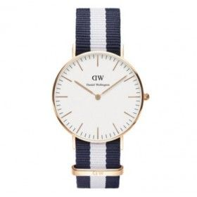 Daniel Wellington Classic Glasgow Rose